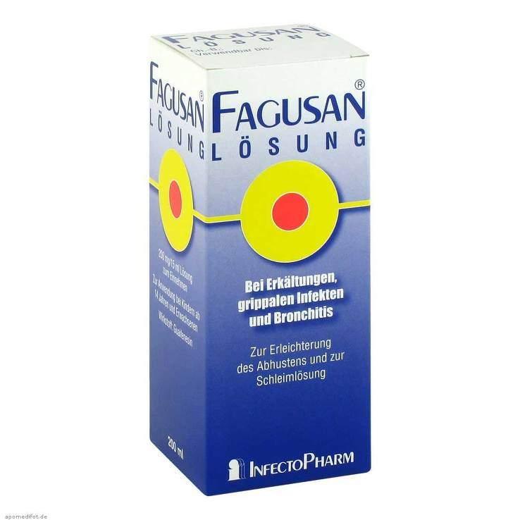 FAGUSAN® 200 mg/15 ml Lösung zum Einnehmen 200ml
