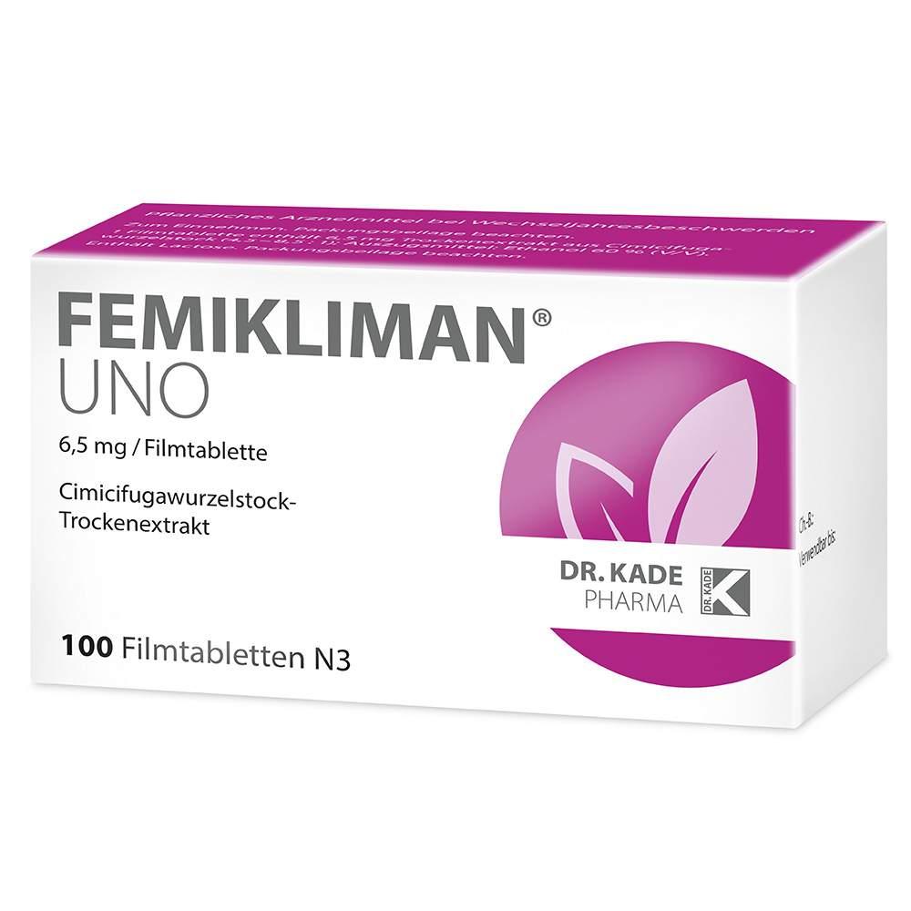 Femikliman® uno 100 Filmtbl.