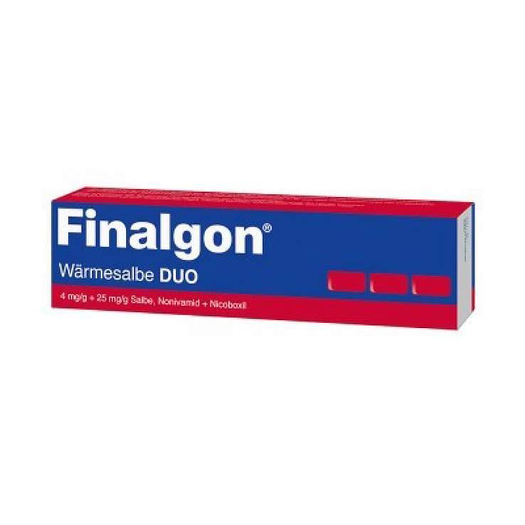 Finalgon® Wärmesalbe DUO 20g