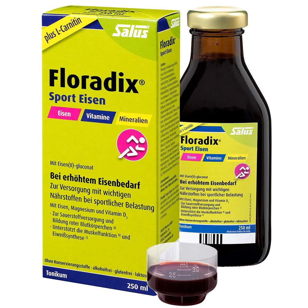 Floradix® Sport Eisen Tonikum 250 ml
