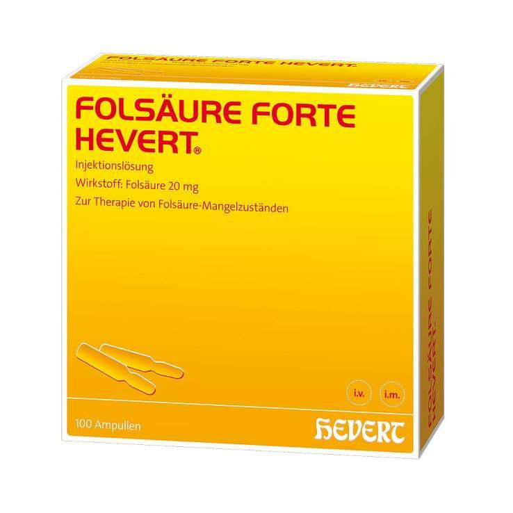 Folsaeure Forte Hevert