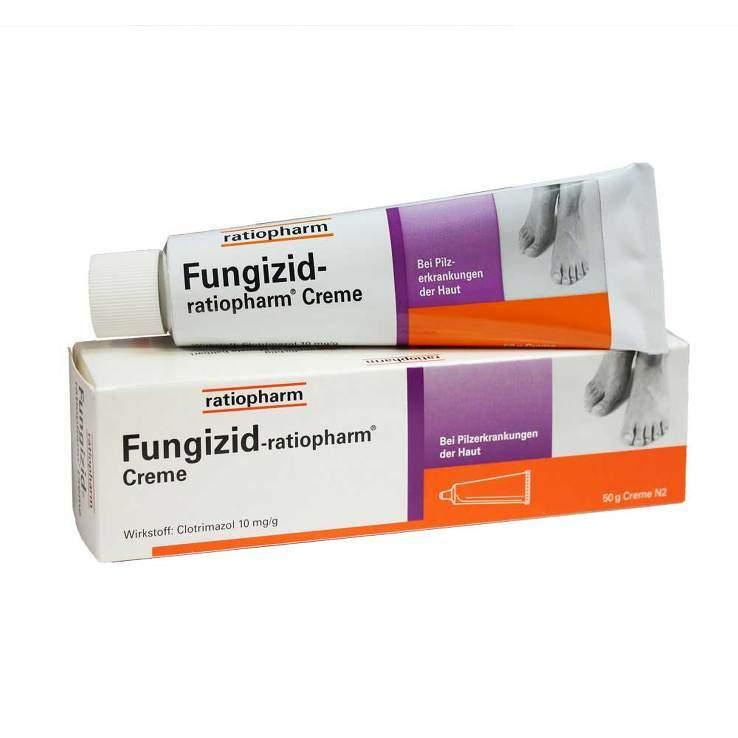 Fungizid-ratiopharm® Creme 50g