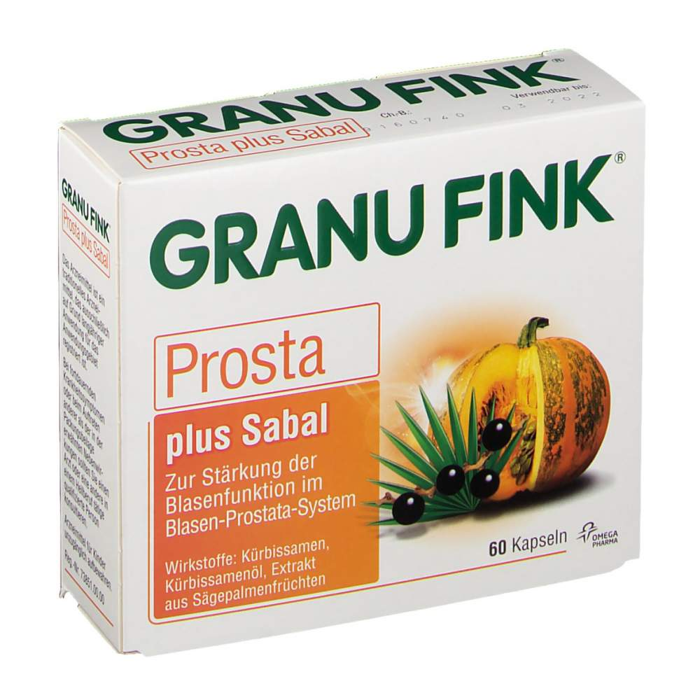 GRANU FINK Prosta plus Sabal 60 St.