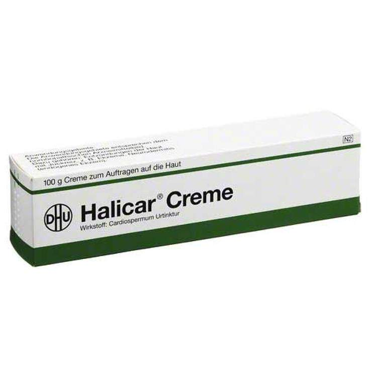 Halicar® Creme 100g