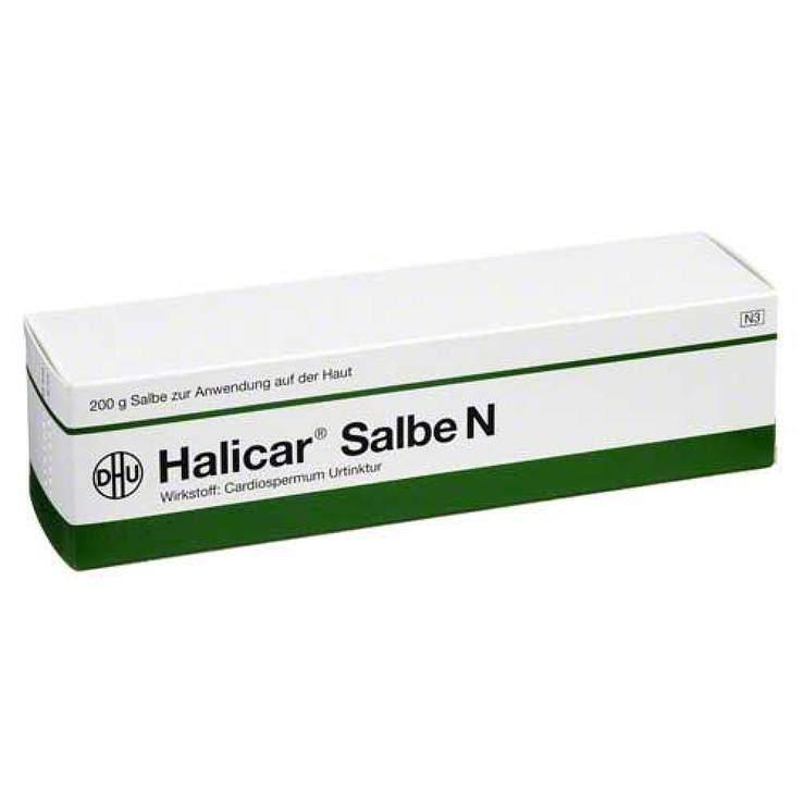 Halicar® Salbe N 200g