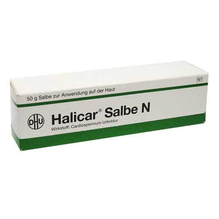 Halicar® Salbe N 50g