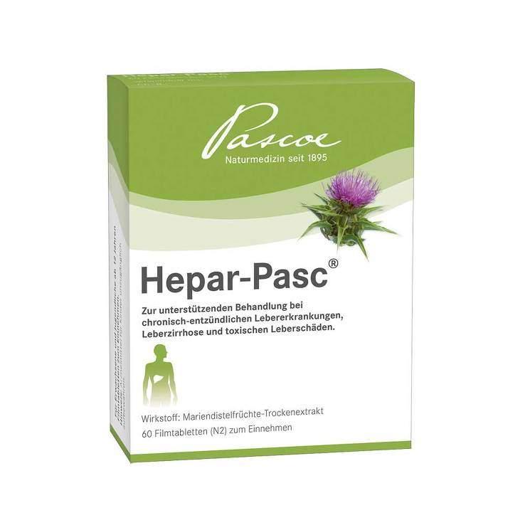 Hepar-Pasc® 60 Filmtbl.