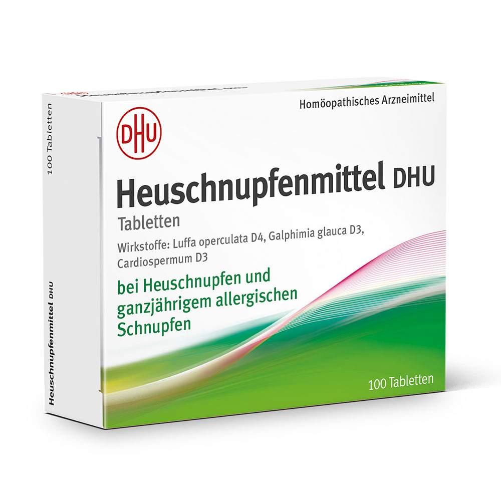 Heuschnupfenmittel DHU 100 Tbl.