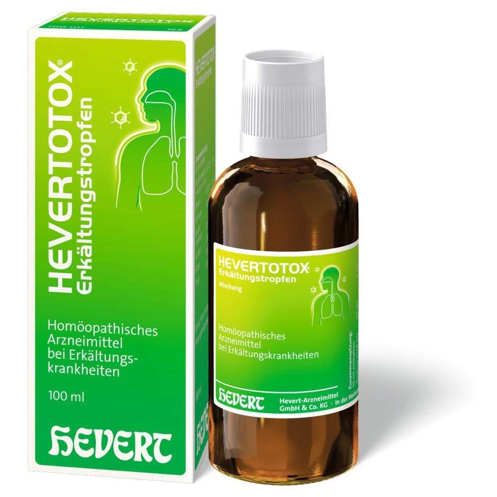 Hevertotox Erkältungstropfen 100ml