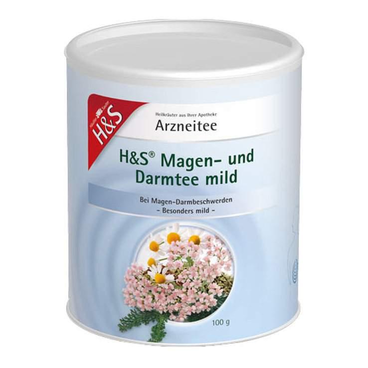 H&S Magen-und Darmtee mild (loser Tee) 100 g
