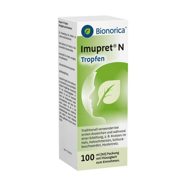 Imupret® N Tropfen 100ml