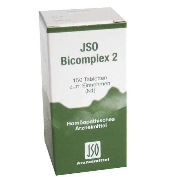 Jso Bicomplex Heilmittel Nr 2 150 Tbl.