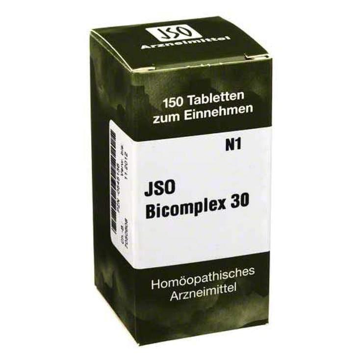 Jso Bicomplex Heilmittel Nr 30 150 Tbl.