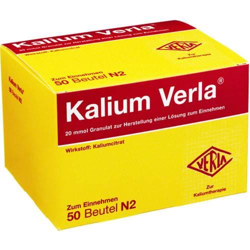 Kalium Verla® 50 Btl.
