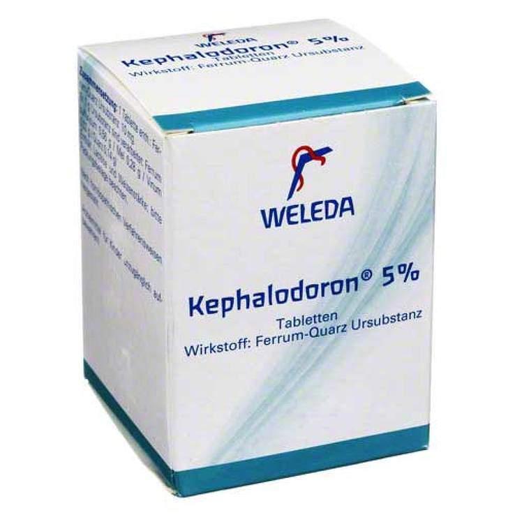 Kephalodoron® 5% 250 Tbl.