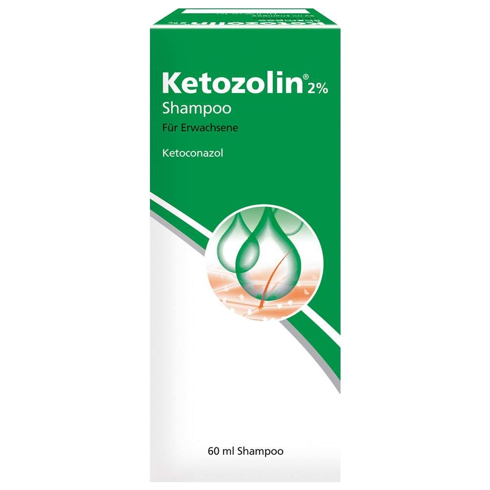 Ketozolin® 2% Shampoo 60 ml