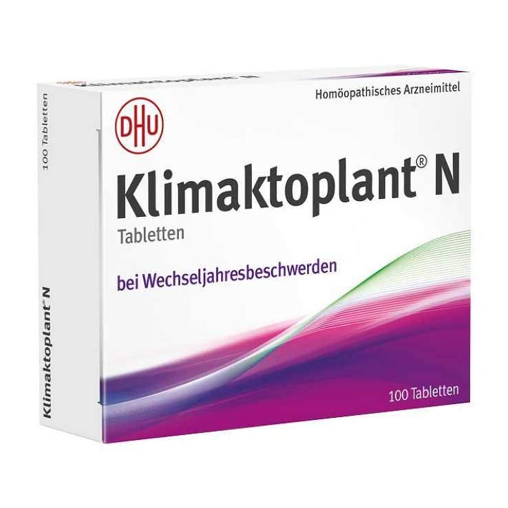 Klimaktoplant® N 100 Tbl.