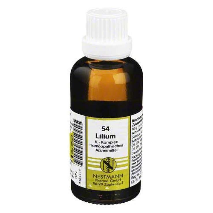 Lilium K Komplex Nr. 54 50ml Dil.