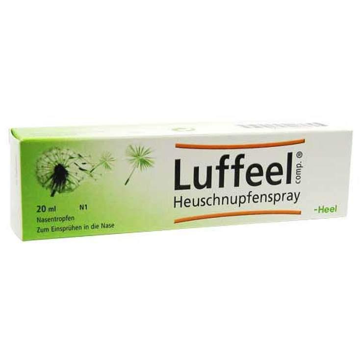Luffeel® comp. Heuschnupfen 20ml Nasenspray