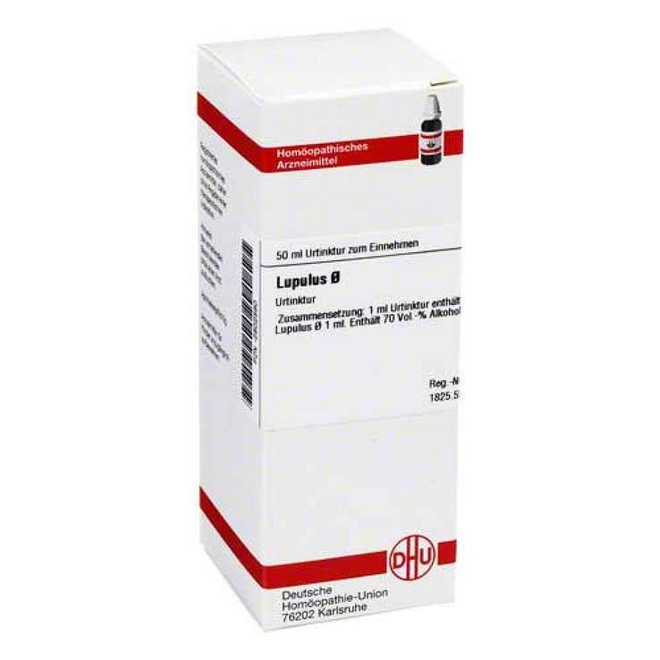Lupulus DHU Urtinktur 50 ml