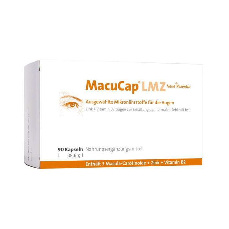 MacuCap® LMZ 90 Kaps.