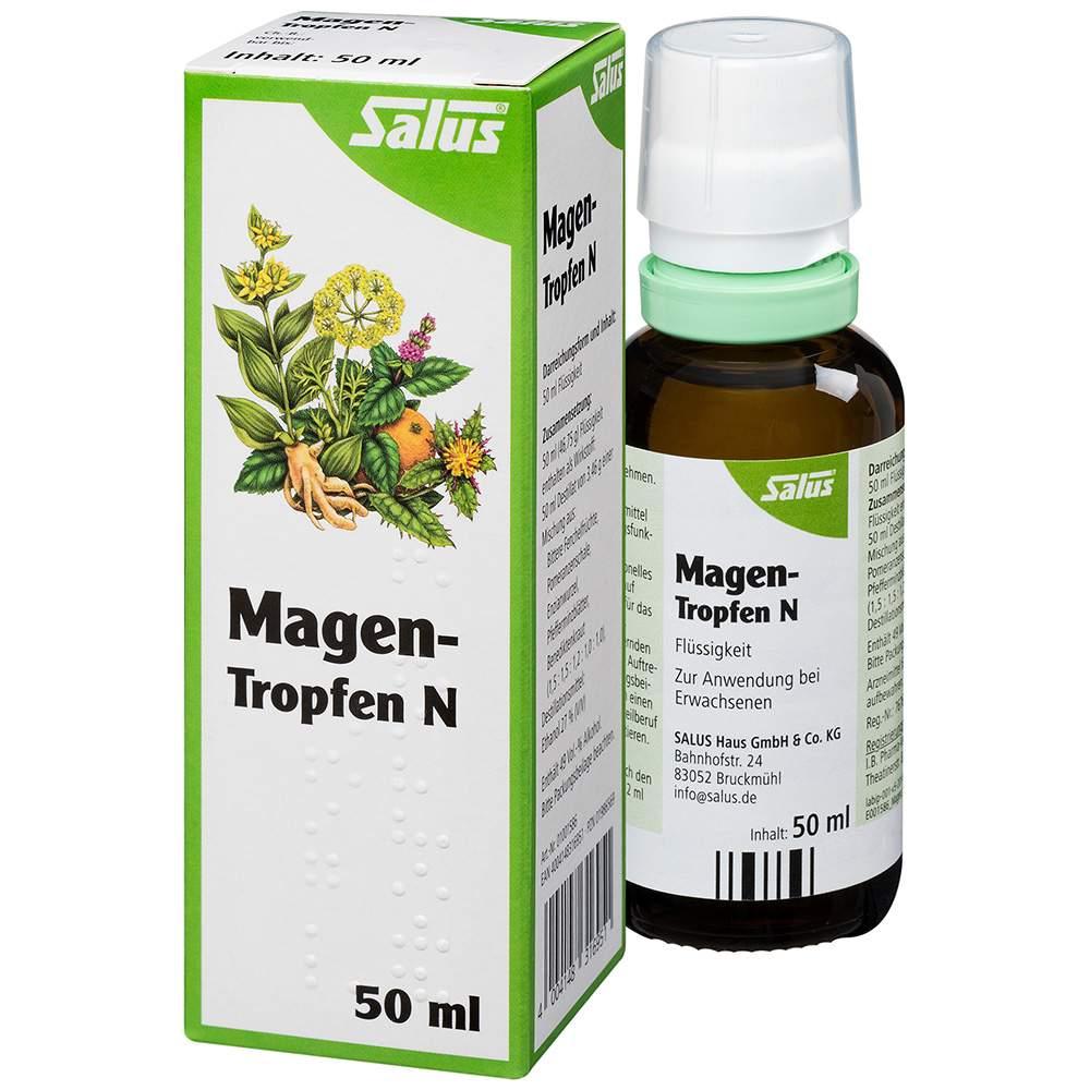 Magen-Tropfen N Salus 50 ml
