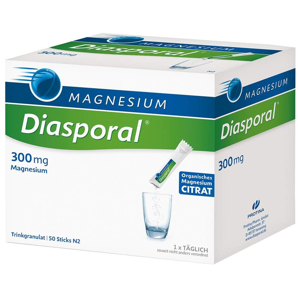 Magnesium Diasporal® 300 mg Granulat 50 Btl.