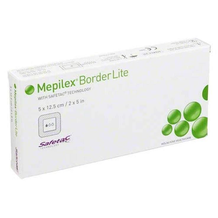 Mepilex® Border Lite 5 Verbände 5x 12,5cm