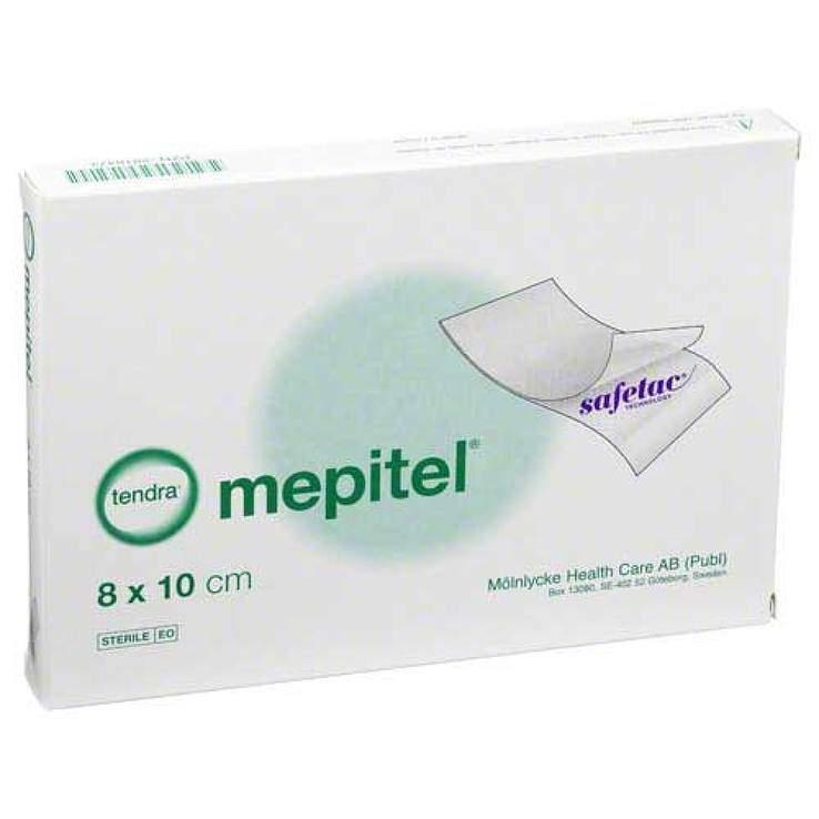 Mepitel® 5 Verbände 8x 10cm