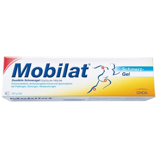 Mobilat® DuoAktiv Schmerzgel 100g