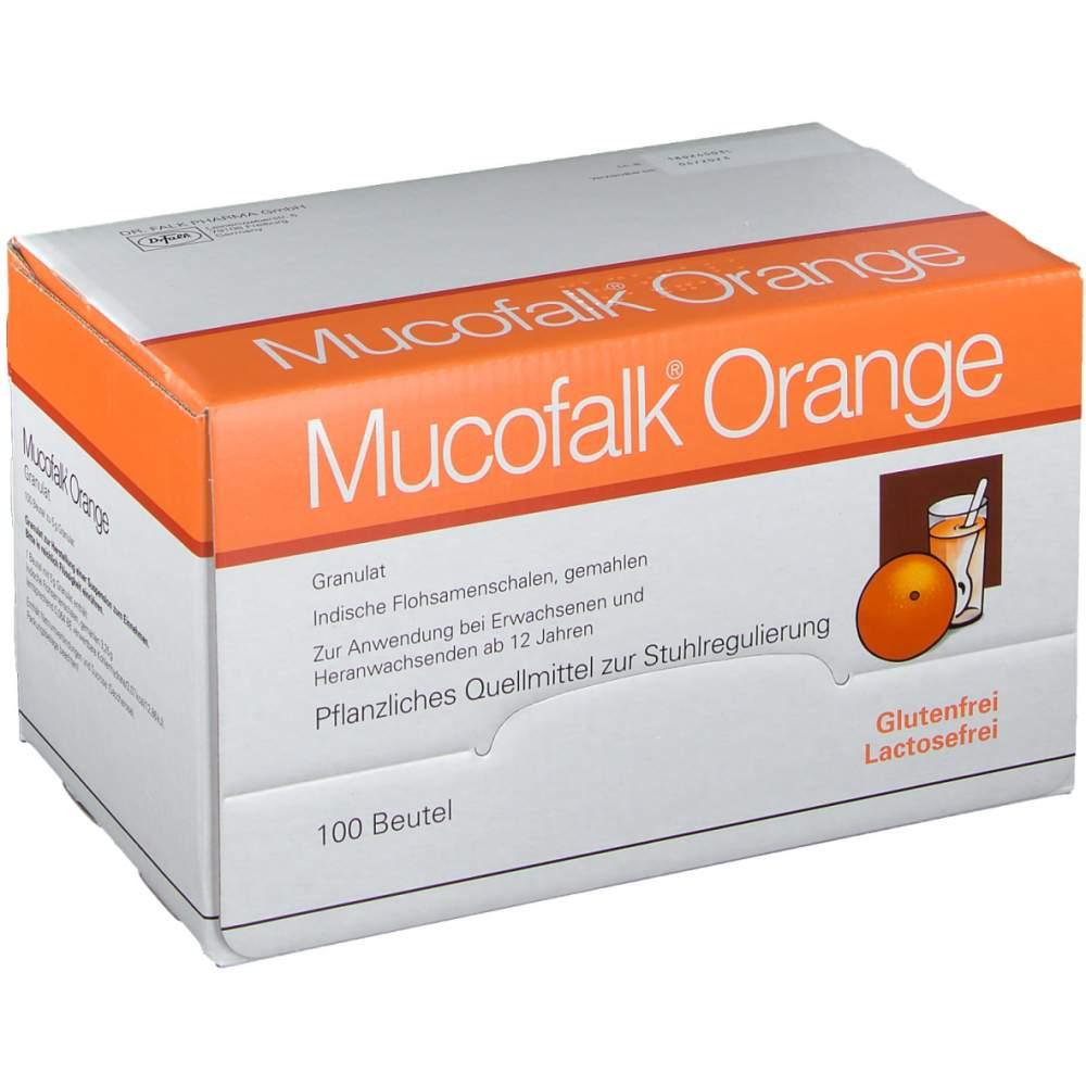 Mucofalk® 100 Btl. Orange Gran.