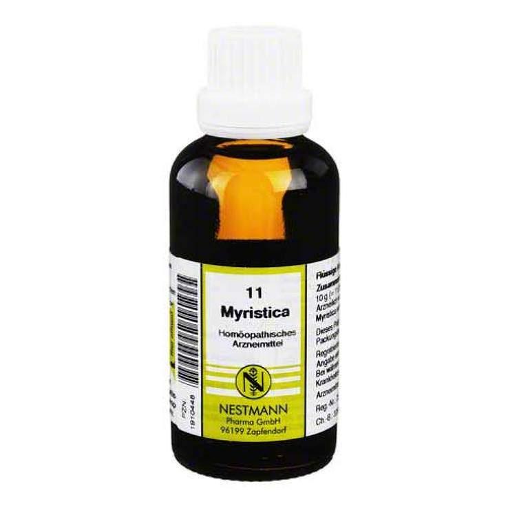 Myristica Komplex Nestmann 11 Dil. 50ml