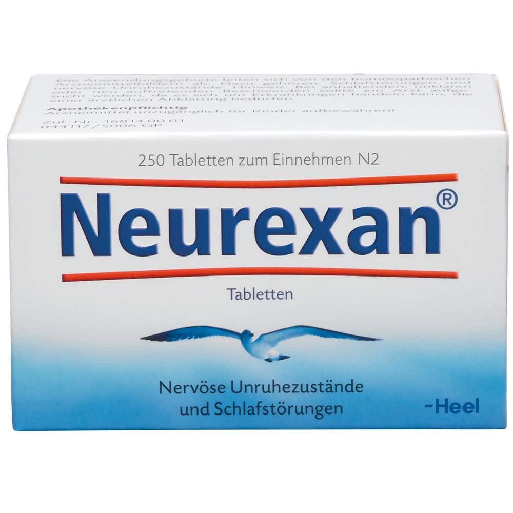 Neurexan® 250 Tbl.