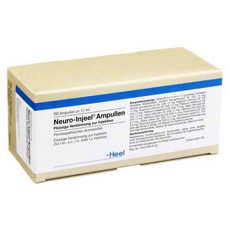 Neuro-Injeel® Ampullen 50 Amp.