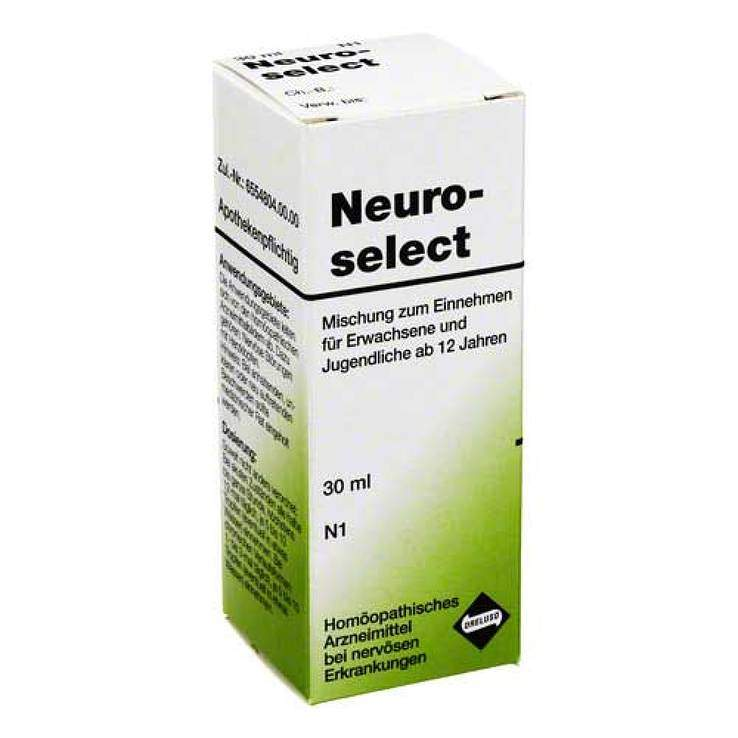 Neuroselect Tropf. 30 ml