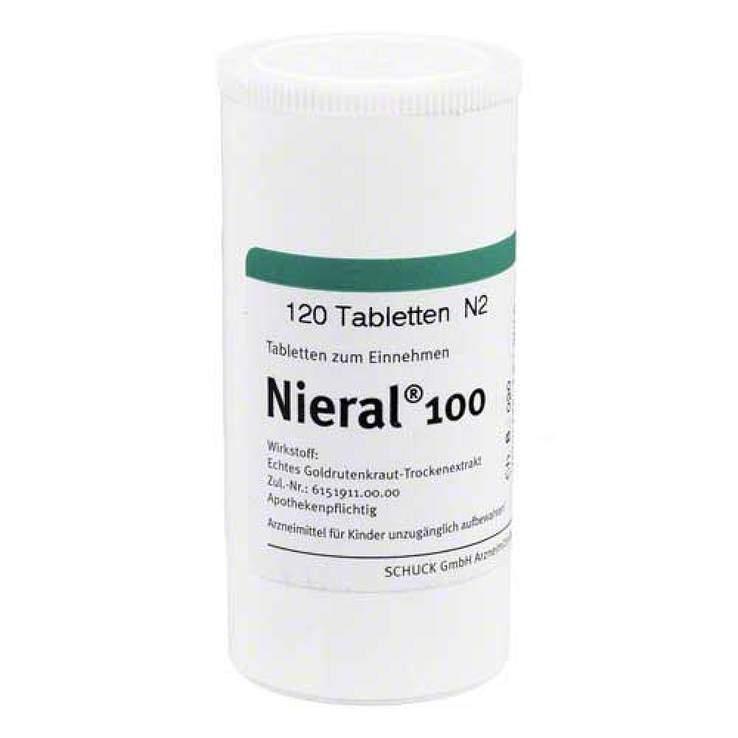 Nieral® 100 120 Tbl.