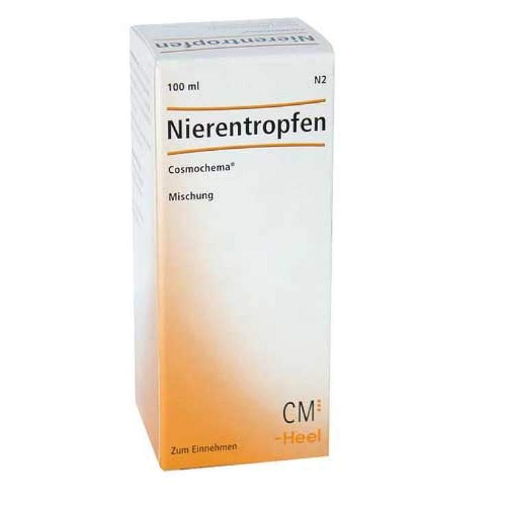 Nierentropfen Cosmochema 100ml