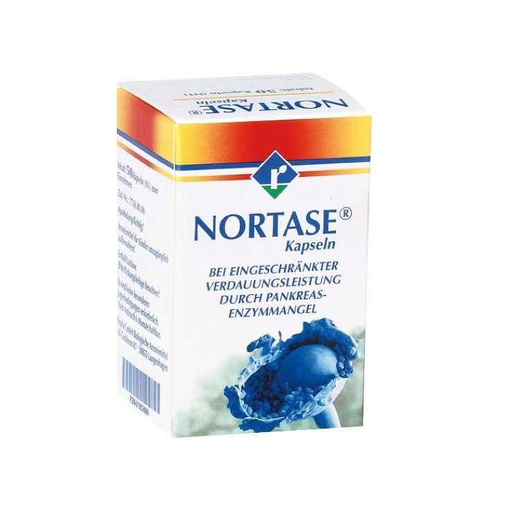 NORTASE® 50 Kaps.