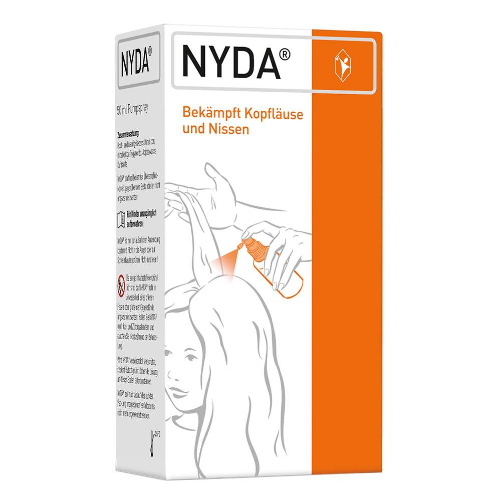NYDA® 50ml Pumplösung