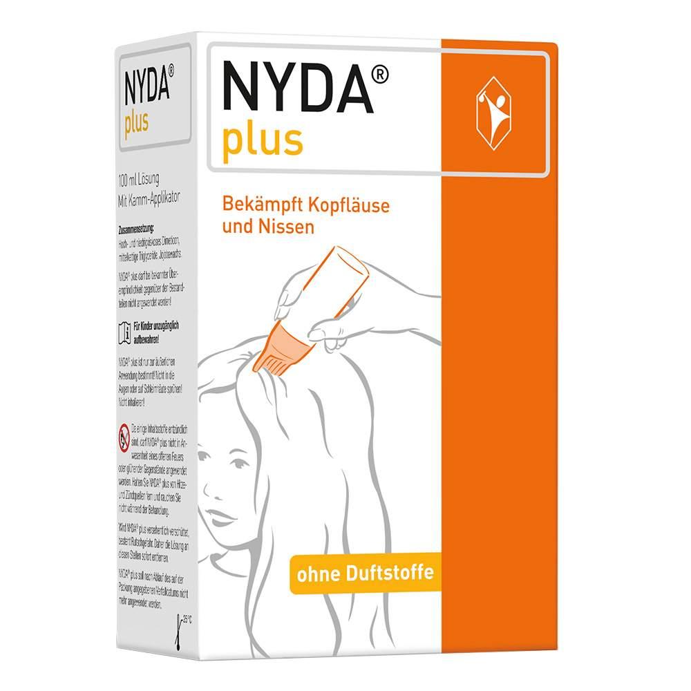 NYDA® plus gegen Läuse und Nissen 100ml Lösung