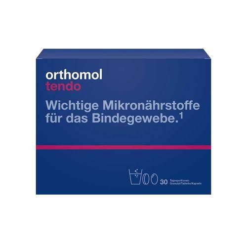 Orthomol Tendo 30 Granulat/Tabletten/Kapseln
