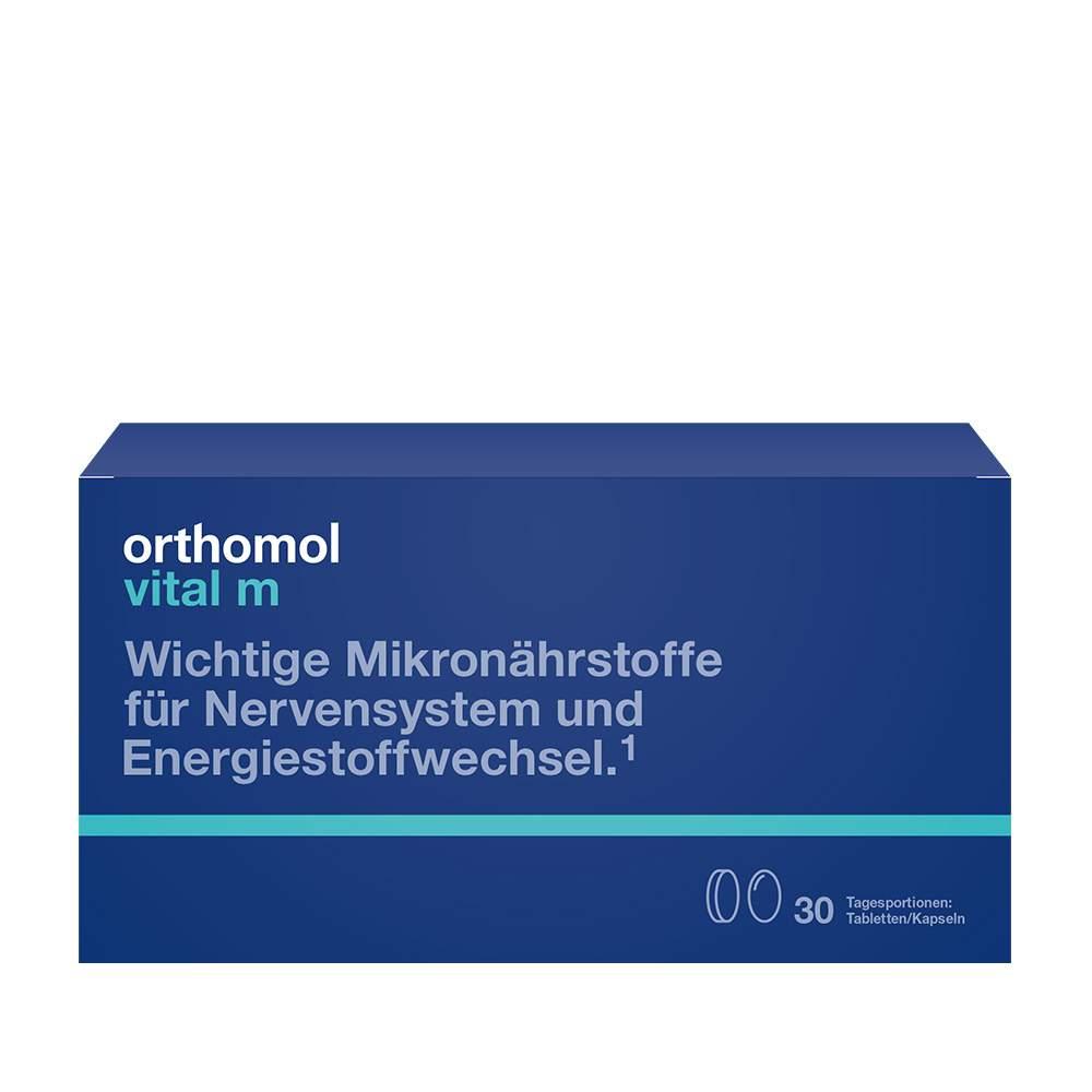 Orthomol Vital m 30 Tabl./Kaps.