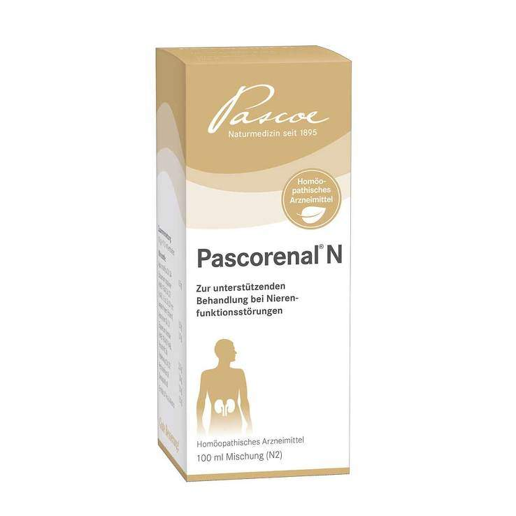 Pascorenal® N Mischung 100ml