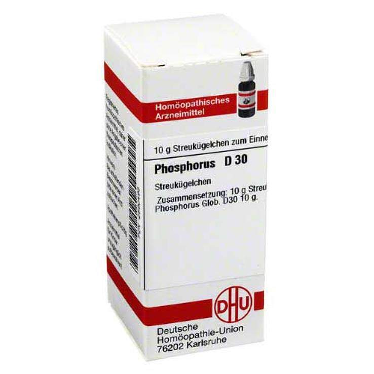Phosphorus D30 DHU 10g Glob.