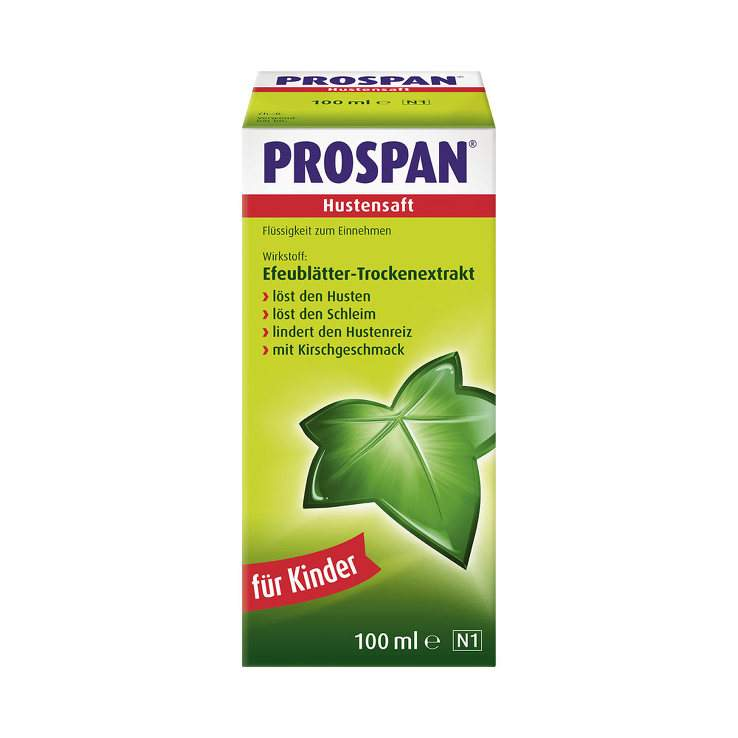 Prospan® Hustensaft 100ml