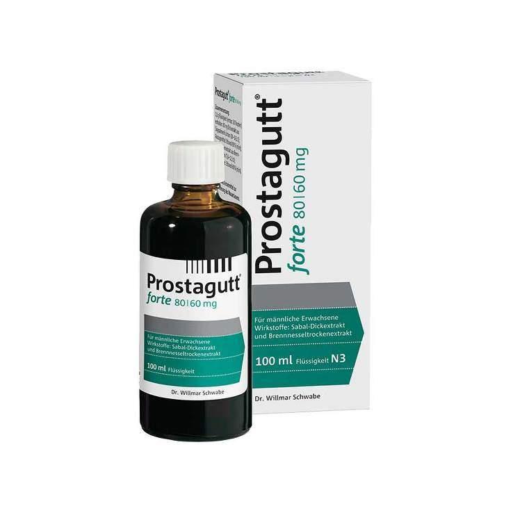 Prostagutt® forte 80/60mg Flüssigk. 100ml