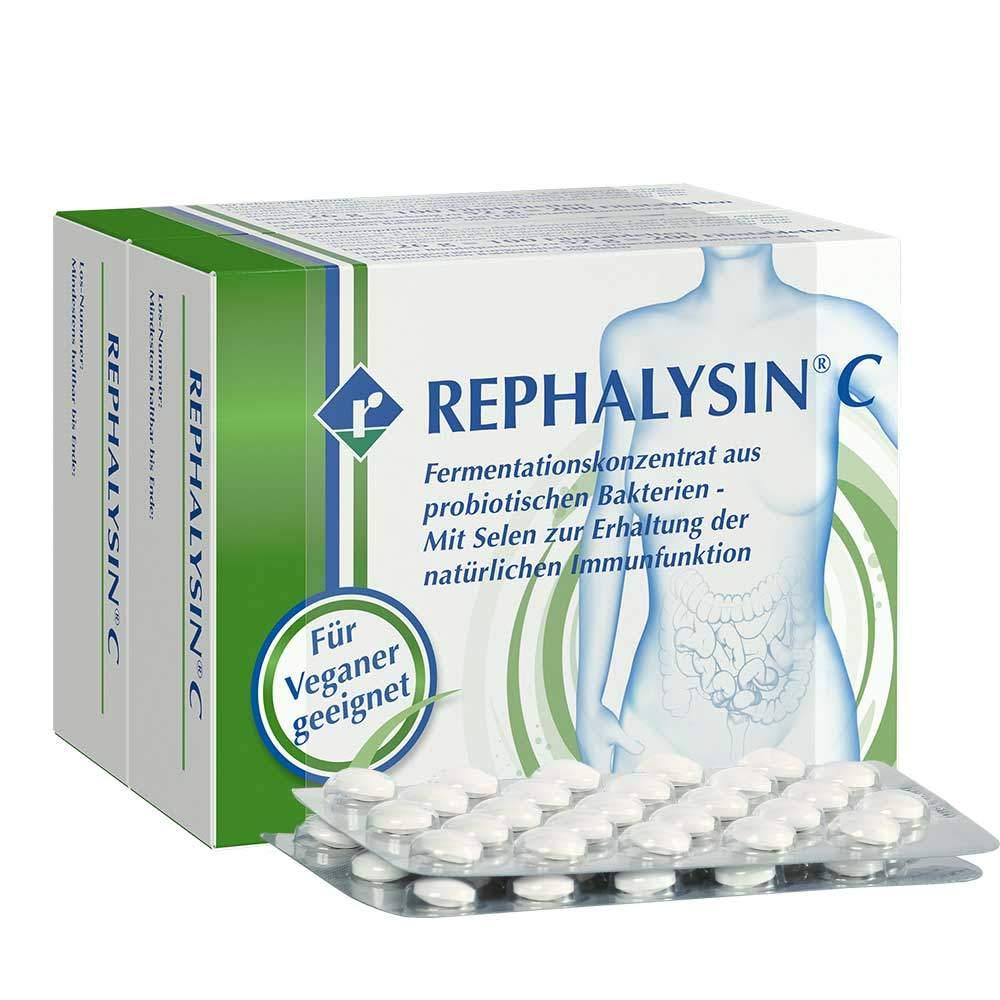 REPHALYSIN® C + Selen 200 Filmtbl.