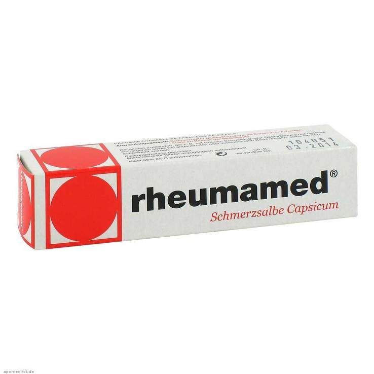 rheumamed® Salbe zur Anwendung auf der Haut 15g