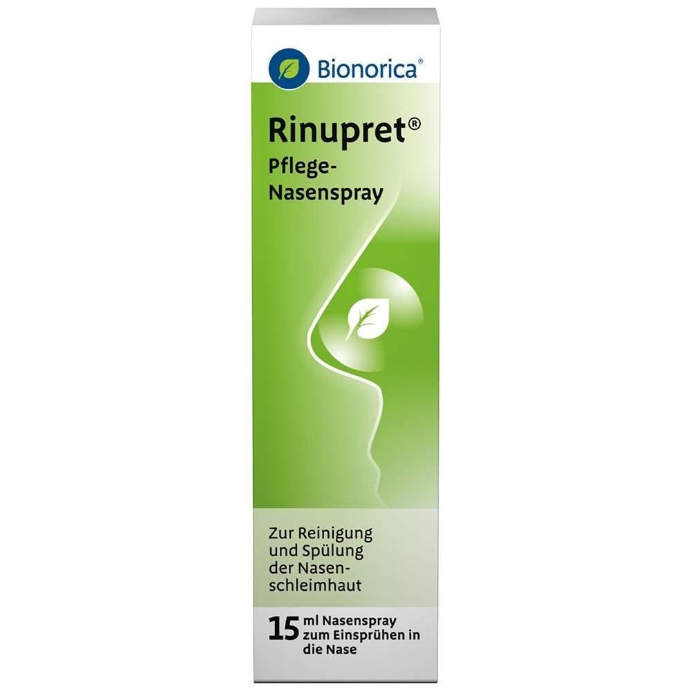 Rinupret® Pflege-Nasenspray 15ml