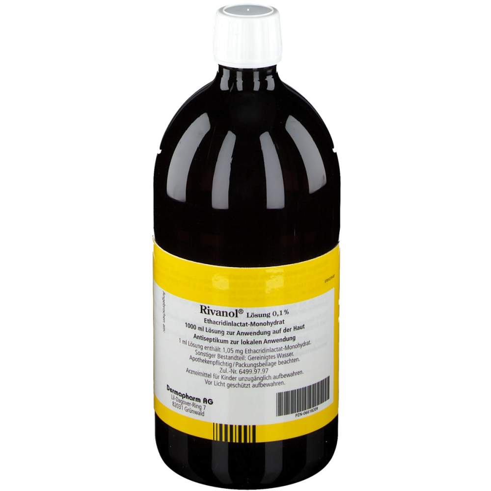 Rivanol® Lösung 0,1% 1000 ml